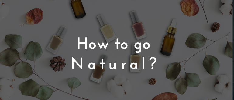 Go natural with our Soy based Products